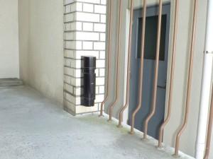赤外線センサー設置例3