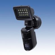 センサーライト付きカラーカメラ