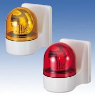 小型回転灯 電子ブザー付き